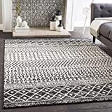 Artistic Weavers Chester Black Area Rug, 5'3' x 7'6'