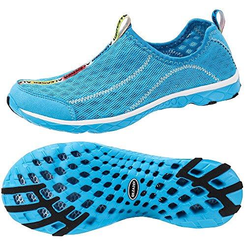 Aleader Women's Mesh Slip On Water Shoes