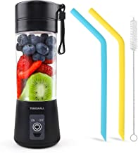 Portable Blender, Personal Size Blender Shakes and Smoothies Mini Jucier Cup USB..