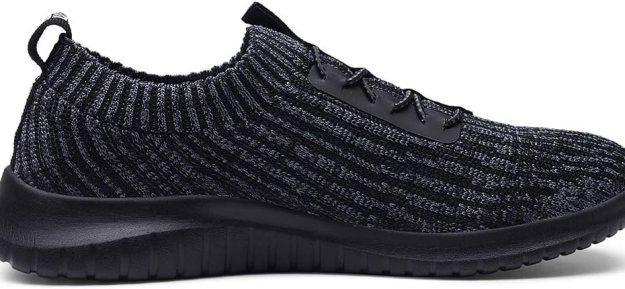 TIOSEBON Women's Slip-On Lightweight Walking Shoes