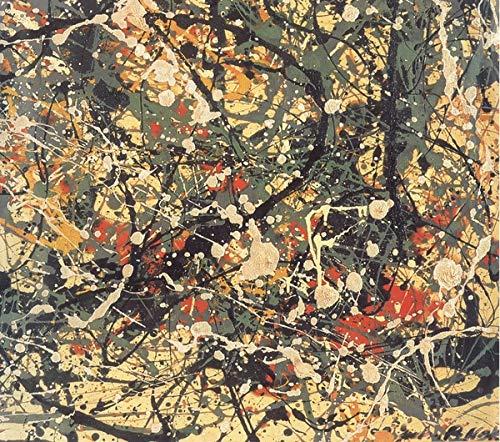 Jackson Pollock (Painters & Sculptors)