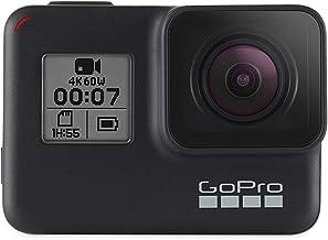 GoPro HERO7 Black – E-Commerce Packaging – Waterproof Digital Action Camera..