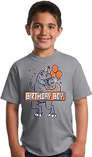 Birthday Boy T-Rex | Dinosaur Birthday Party, Dino Themed B-Day Youth T-Shirt