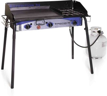 Camp Chef Expedition Camping Stove