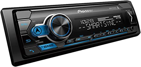 Pioneer MVH-S310BT Single Din Built-In Bluetooth, MIXTRAX, USB, Auxiliary, Pandora,..