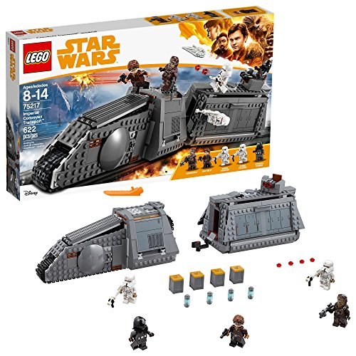 LEGO Star Wars Imperial Conveyex Transport 75217 Building Kit, New 2019 (622 Pieces)
