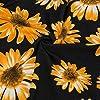 Herou Cute Summer Junior Beach Floral Casual Sun Dresses for Women Flower-16 XX-Large #1