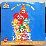 [7' 33 RPM Record] Care Bears - Friends Make Everything Better