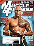 Muscle and Fitness, March 2010 (Vol. 71, No. 3)