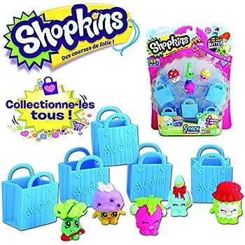 Shopkins Season 1 5 Pack Styles Will Vary Shopkin Toys