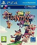 Le jeu Frantics de la gamme Playlink sur PS4