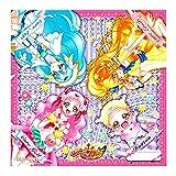 HUGっと!プリキュア ランチクロス ピンク枠 ナフキン プリキュア お弁当 弁当包み キャラクター
