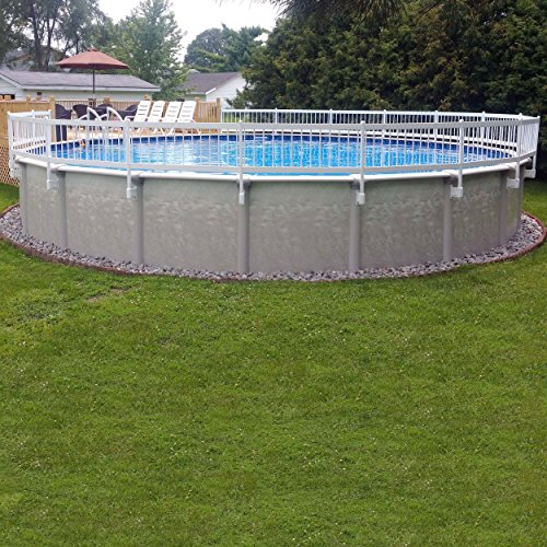 61bZYa2ZZYL - 7 Best Pool Fences to Keep Your Swimming Areas Safe