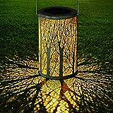 Lanterne Solaire Exterieur GolWof Lanterne Solaire Jardin Étanche Lampe...