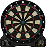 Fat Cat 727 Electronic Dartboard, Easy To Use Button Interface,...