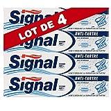 Signal Dentifrice Anti-Tartre, Limite la Formation de la Plaque Dentaire et...