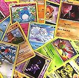 Pokémon : Lot de 20 Cartes communes francaises sans doubles + 1 Carte Brillante...