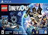 LEGO Dimensions Starter Pack - PlayStation 4 (Video Game)