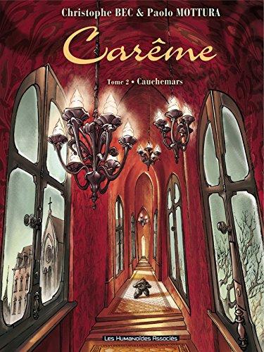 Carme Vol. 2: Cauchemars (French Edition)