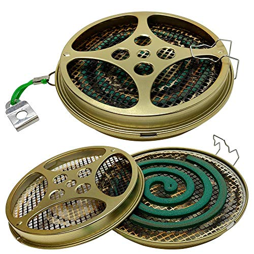 Mosquito Coil Holder (Includes Set of 2 Holders)