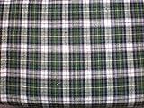 Quadri da tessuto al metro Colore: ecru–verde–Navy CA. 225G/mtl prodotto Metro con 140cm larghezza. 100% cotone rinforzata. Tessuto multicolore