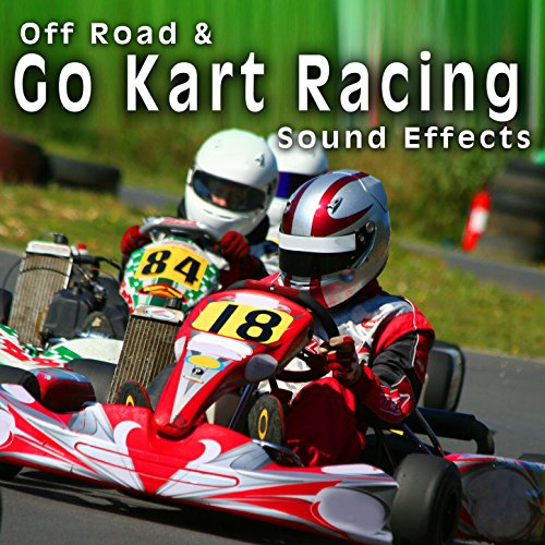 Off Road Race Starting Ambience with Cars Starting up, Idling and Revving and Driving Away in 15 Second Intervals Take 3