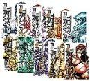 Terra formas - bộ sưu tập từ 1 đến 10