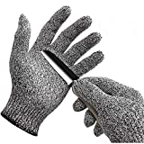 WISLIFE Cut Resistant Gloves -...