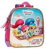Shimmer and Shine Wish Mochila Infantil, 25 cm, 5.75 Litros, Multicolor