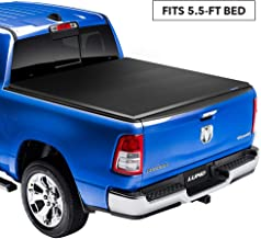 Lund Genesis Elite Tri-Fold, Soft Folding Truck Bed Tonneau Cover   958172   Fits 2015..