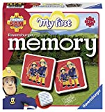 Ravensburger- My First Grand memory- Sam le Pompier- Jeu Educatif- A partir de 2...