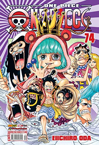 One Piece - Volume 74