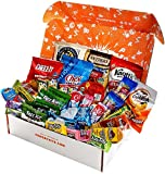 Gift Care Package with Individual Snack Bags,...