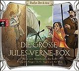 Die große Jules-Verne-Box: Robur der Sieger, Reise zum Mittelpunkt der Erde, In 80 Tagen...