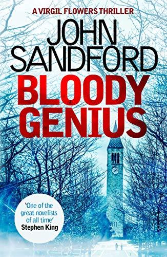 Bloody Genius: Virgil Flowers 12 Kindle Edition