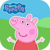 World of Peppa Pig: Tons of Kids Playtime Fun, Learning Games, Videos & Activities. Perfect for your Little Kindergarten Piggies