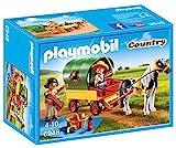 PLAYMOBIL Granja de Ponis - Picnic con Poni y Carro (6948)