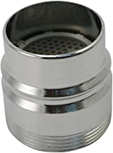 Plumb Pak PP28003 Faucet Aerator Adapter, for Use with Dishwashers with Large Snap-On..
