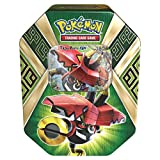 Pokemon TCG Sun & Moon Guardians Rising Collector's Tin, Containing 4 Booster Packs and Featuring a...