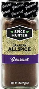 The Spice Hunter Jamaican Allspice, Ground, 1.8 oz. jar