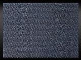 ID Mat 608005 Cahors/Florac Tapis Paillasson Fibre Polypropylène/PVC Bleu...