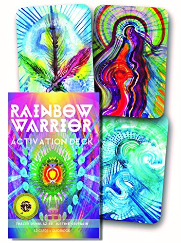 RAINBOW WARRIOR ACTIVATION DECK (52-card deck & 124-page...