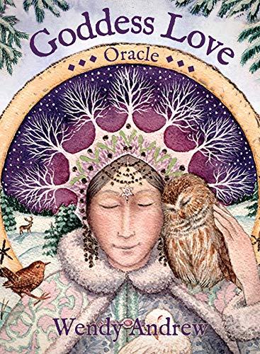 Goddess Love Oracle (Rockpool Oracle Cards)