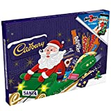 BEST SELLING selection box in the UK. Cadbury Selection Box containing six Cadbury chocolate products including Dairy Milk, Crunchie, Dairy Milk with Oreo, Dairy Milk Buttons, Double Decker and Wispa. Cadbury selection boxes make a Christmas day spec...