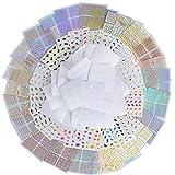 120 Diseños 72hojas Decoración Pegatinas Uñas Vinilos Etiquetas Adhesivas DIY Plantillas+...