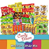 Candy Dream Mexican Candy Box Mexican Candy Assortment Mexican Candy Mix Mixed Candy Assortment Bag Mexi Candy Pinata Candy Mix Mexican Candy Variety Pack - 53 Candies Bagged Candy Pica Pica Candy