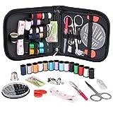 Kit de Couture, Coquimbo Set de Couture accessoires de couture Premium avec étui de transport, Kit...