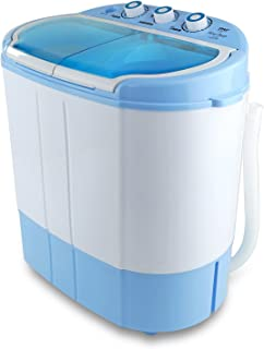 Upgraded Version Pyle Portable Washer & Spin Dryer, Mini Washing Machine, Twin Tubs,..