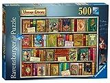 Ravensburger - Puzzle - Bibliothèque Vintage - 500 pièces