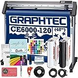 Graphtec Plus CE6000-120 48 Inch Professional Vinyl Cutter with Bonus...